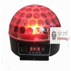 Led magic ball 20W (kula dyskotekowa) 6 szt